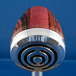 BlowsMeAway Productions wood bullet microphone